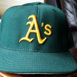 MLB Oakland A's hat